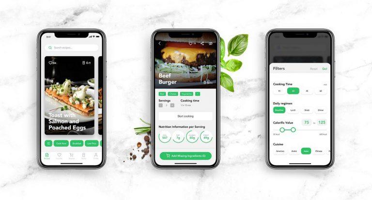 Creative UI Design Concepts