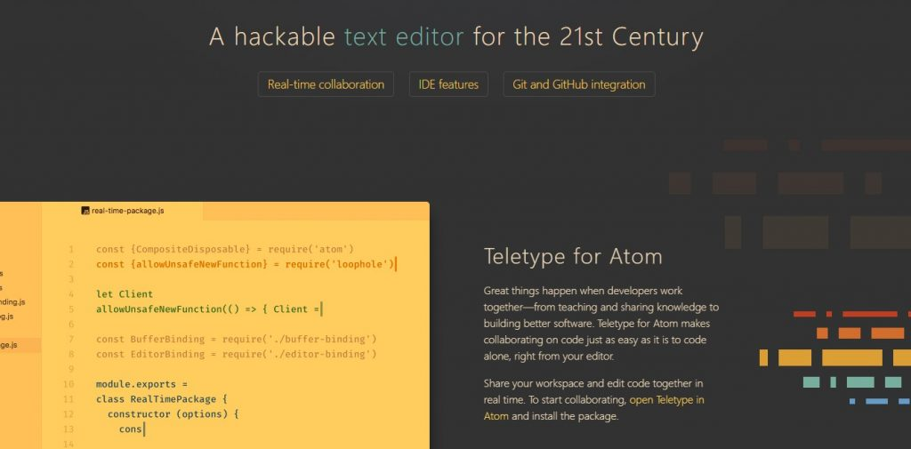 Atom Editor Keyboard Shortcut Cheat Sheet
