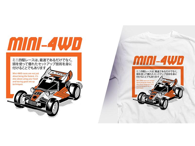 Mini-4WD