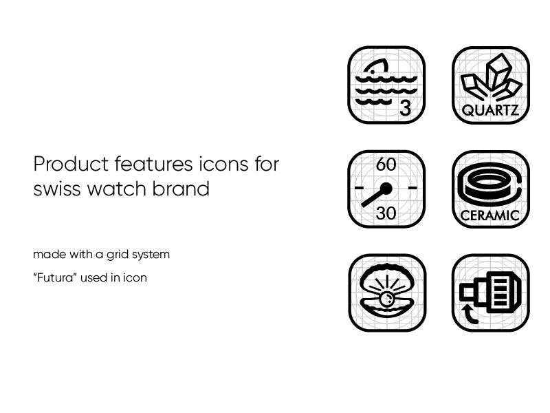 Icon Swiss Watch