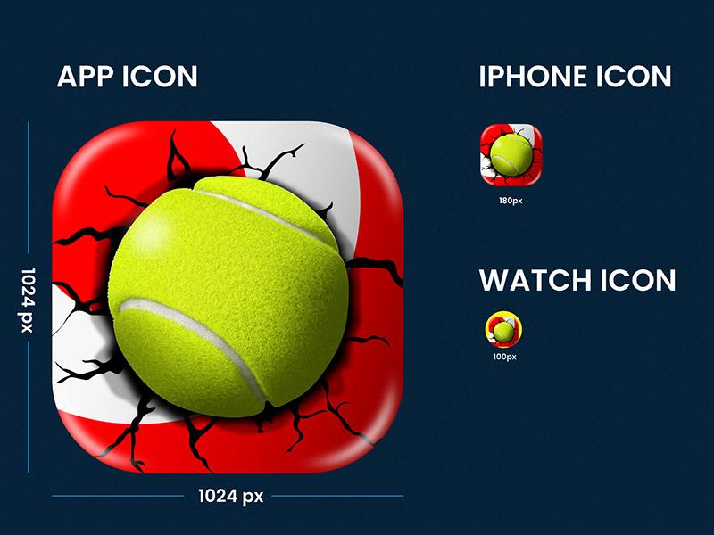 Tennis App